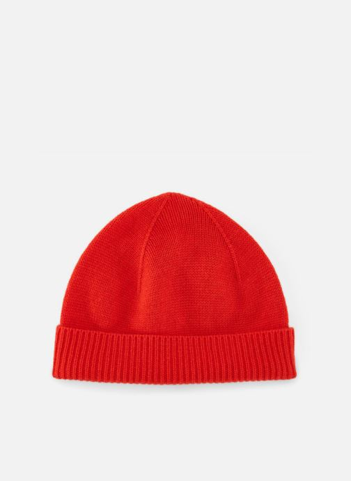 Bonnets Monoprix Femme BONNET CACHEMIRE Rouge vue détail/paire