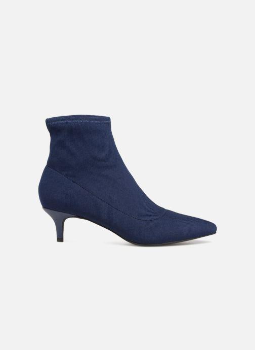 Bottines et boots Monoprix Femme BOOTS COTE CHAUSSETTE Bleu vue derrière