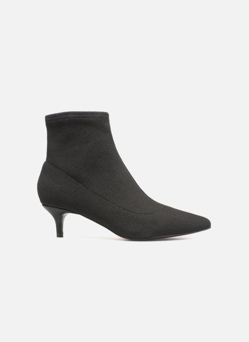 Stivaletti e tronchetti Monoprix Femme BOOTS COTE CHAUSSETTE Nero immagine posteriore