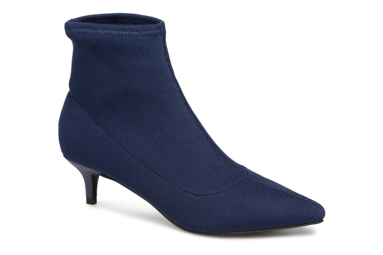 Stivaletti e tronchetti Monoprix Femme BOOTS COTE CHAUSSETTE Azzurro vedi dettaglio/paio