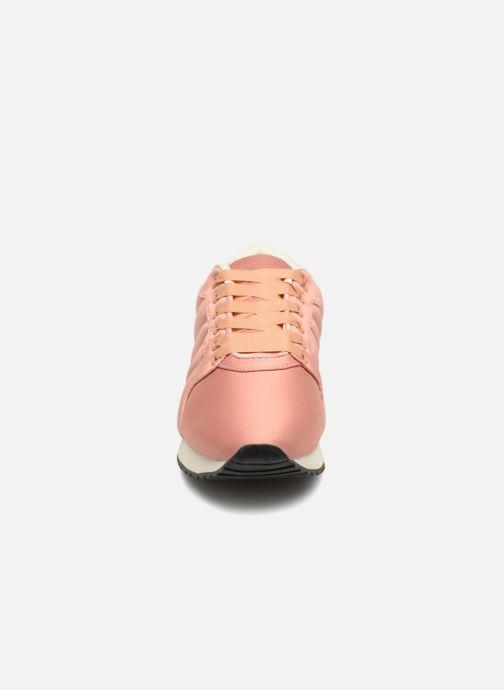 Monoprix Femme BASKET UNIES MARMELADE (Rose) - Baskets (352507)