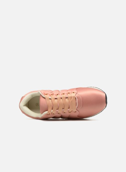 Sneakers Monoprix Femme BASKET UNIES MARMELADE Rosa immagine sinistra