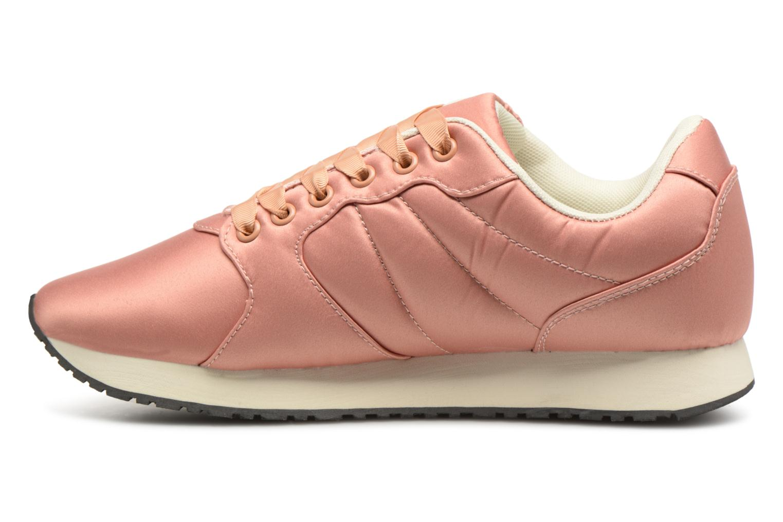 Sneakers Monoprix Femme BASKET UNIES MARMELADE Rosa immagine frontale