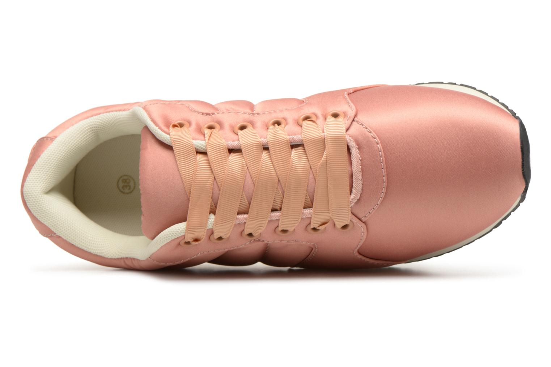 Sneakers Monoprix Femme BASKET UNIES MARMELADE Rosa immagine sinistra