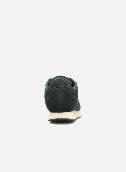 Baskets Monoprix Femme BASKET UNIES Vert vue droite