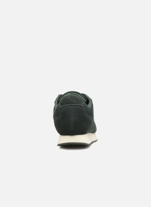 Trainers Monoprix Femme BASKET UNIES Green view from the right