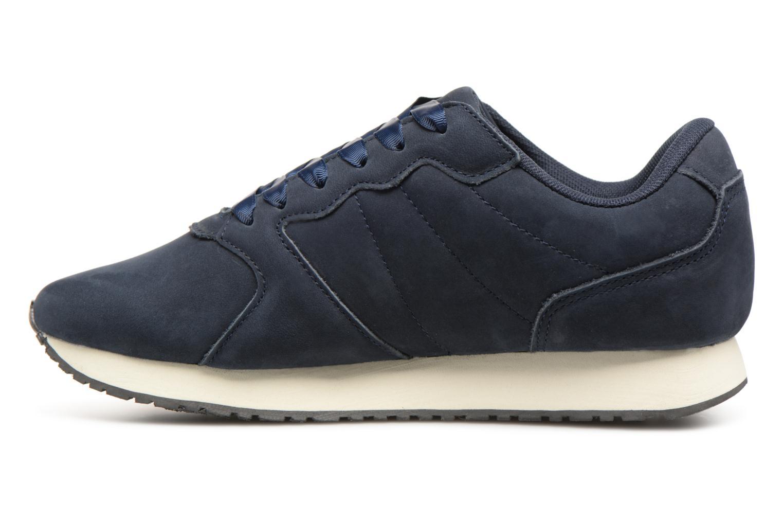 Sneakers Monoprix Femme BASKET UNIES Azzurro immagine frontale