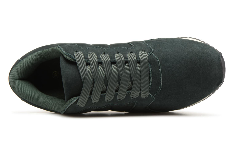 Sneakers Monoprix Femme BASKET UNIES Verde immagine sinistra