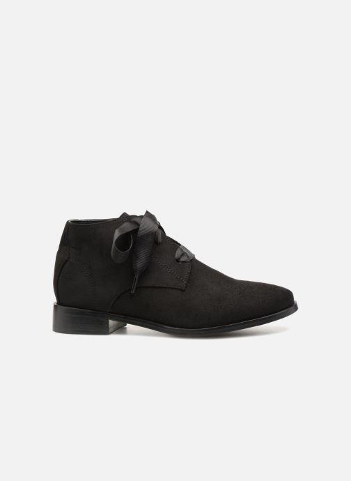 Bottines et boots Monoprix Femme BOTTINE GRAINE Noir vue derrière