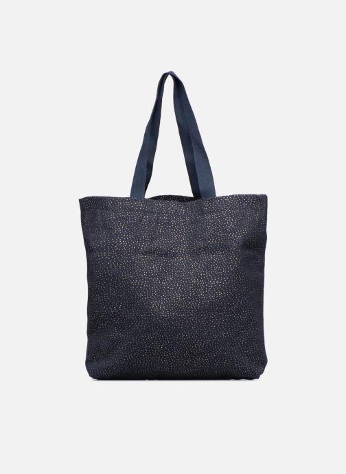 Sacs à main Monoprix Femme CABAS POIS Bleu vue détail/paire