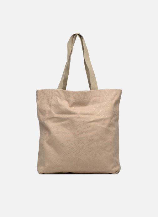 Handtaschen Monoprix Femme CABAS POIS beige detaillierte ansicht/modell