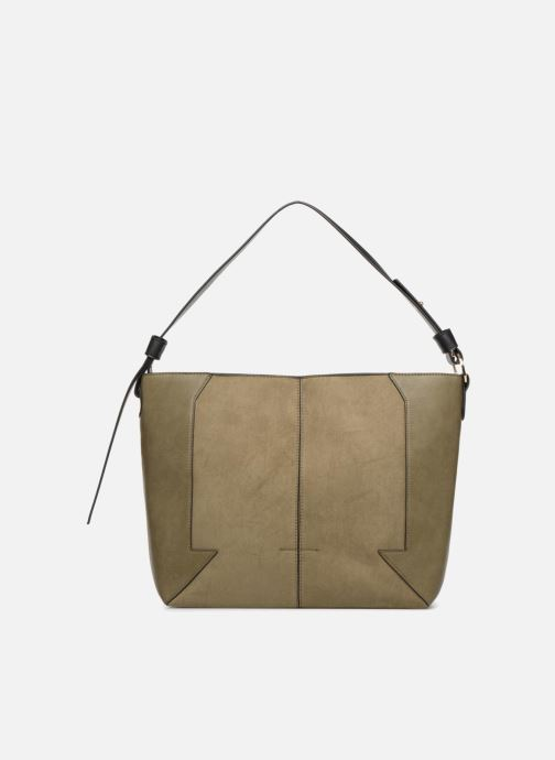 Handtassen Monoprix Femme BESACE BIMATIERE Groen detail