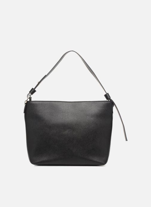 Handtassen Monoprix Femme BESACE BIMATIERE Zwart voorkant