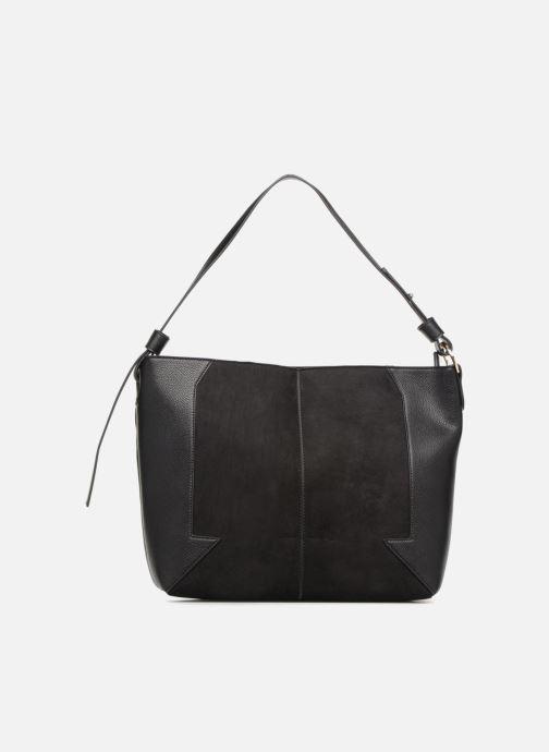 Handtassen Monoprix Femme BESACE BIMATIERE Zwart detail