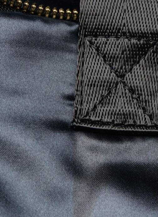 Handtaschen Monoprix Femme CABAS SATIN UNI blau ansicht von links