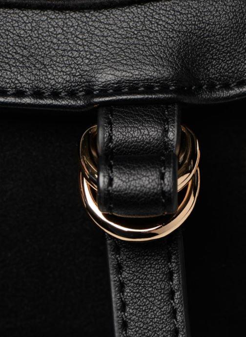 Handtassen Monoprix Femme BESACE BI MATIERE Zwart links