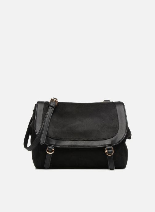 Handtassen Monoprix Femme BESACE BI MATIERE Zwart detail