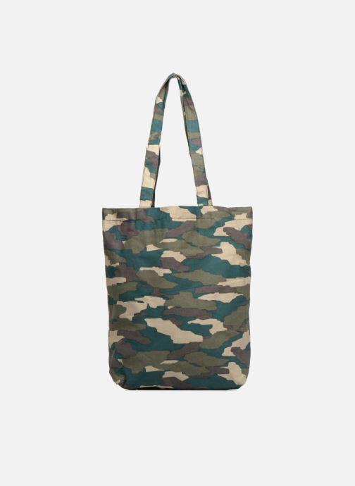 Handtaschen Monoprix Femme TOTE BAG CAMOUFLAGE grün detaillierte ansicht/modell