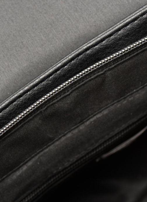 Handtassen Monoprix Femme CROSSBODY PU ANSE FANTAISIE Zwart achterkant