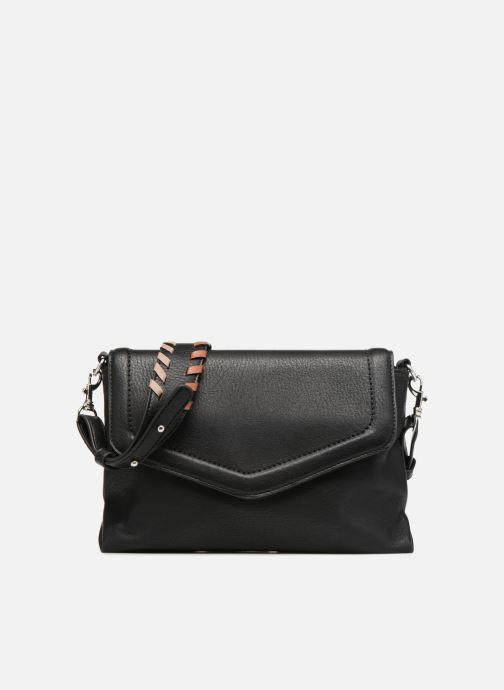 Handtassen Monoprix Femme CROSSBODY PU ANSE FANTAISIE Zwart detail