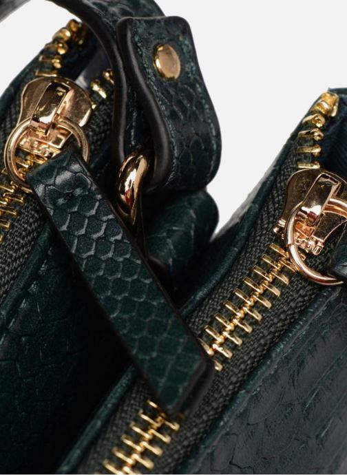 Monoprix Femme Crossbody 2zip Serpent (vert) - Sacs À Main Chez