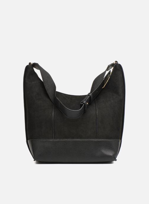 Handtaschen Monoprix Femme BESACE PORTE EPAULE schwarz ansicht von vorne