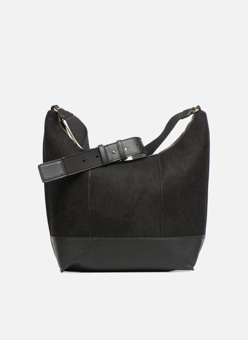 Handtaschen Monoprix Femme BESACE PORTE EPAULE schwarz detaillierte ansicht/modell