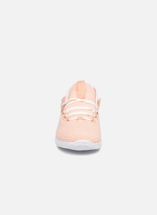 Sneaker Monoprix Fit BASKET MONOPRIX FIT F rosa schuhe getragen