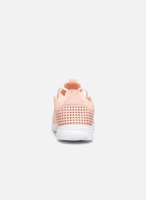 Sneaker Monoprix Fit BASKET MONOPRIX FIT F rosa ansicht von rechts