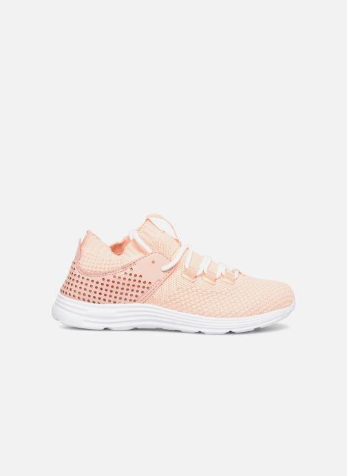 Sneaker Monoprix Fit BASKET MONOPRIX FIT F rosa ansicht von hinten