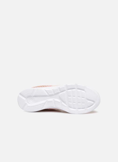 Sneaker Monoprix Fit BASKET MONOPRIX FIT F rosa ansicht von oben