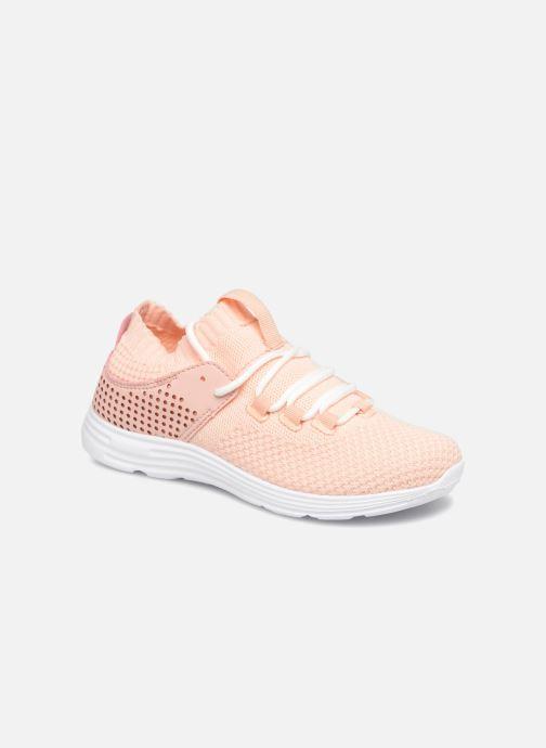 Sneaker Monoprix Fit BASKET MONOPRIX FIT F rosa detaillierte ansicht/modell