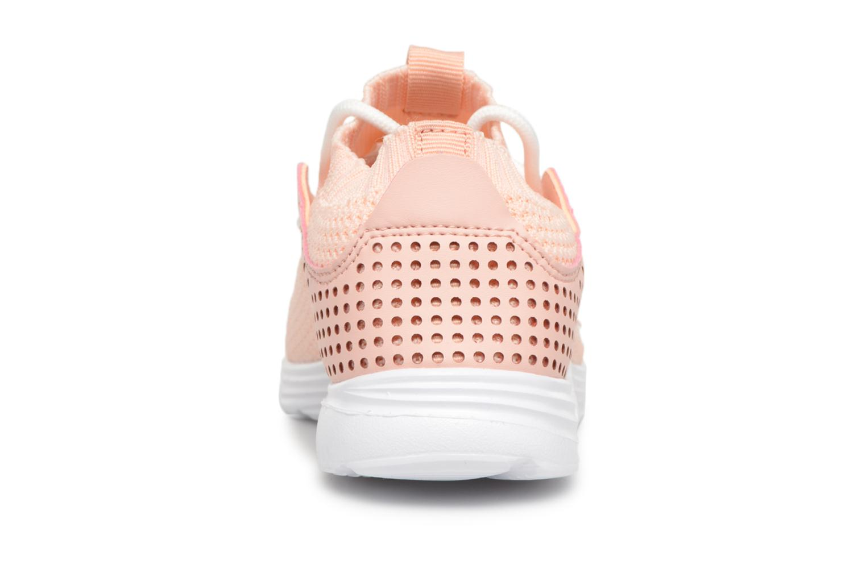 Baskets Monoprix Fit BASKET MONOPRIX FIT F Rose vue droite