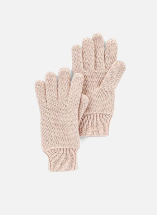 Handschuhe Monoprix Kids Gants point mousse rosa detaillierte ansicht/modell