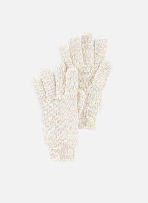 Handschoenen Monoprix Kids Gants point mousse Wit detail
