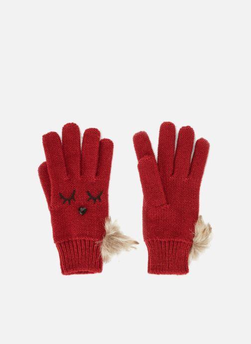 Handsker Monoprix Kids GANTS ANIMAL Rød detaljeret billede af skoene
