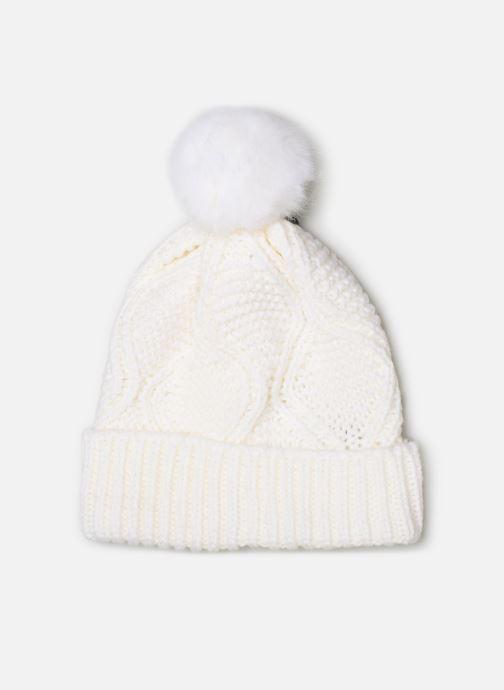 Bonnets Monoprix Kids BONNET TORSADE Blanc vue détail/paire