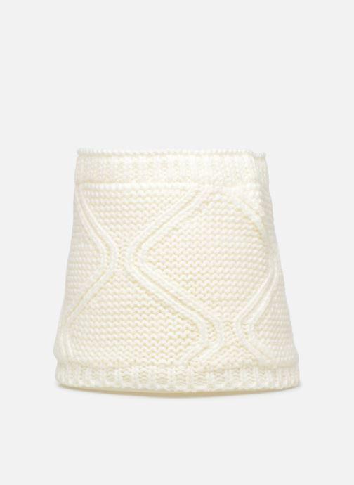 Halstørklæde og tørklæde Monoprix Kids TOUR DU COU TORSADE Hvid detaljeret billede af skoene