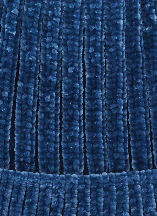 Bonnets Monoprix Kids BONNET CHENILLE Bleu vue portées chaussures