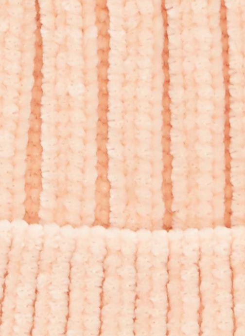 Beanie Monoprix Kids BONNET CHENILLE Pink model view