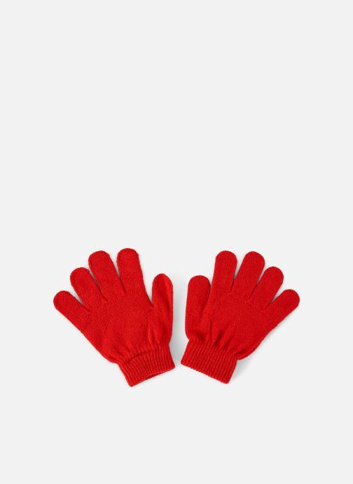 Gloves Monoprix Kids Gants magiques Red detailed view/ Pair view