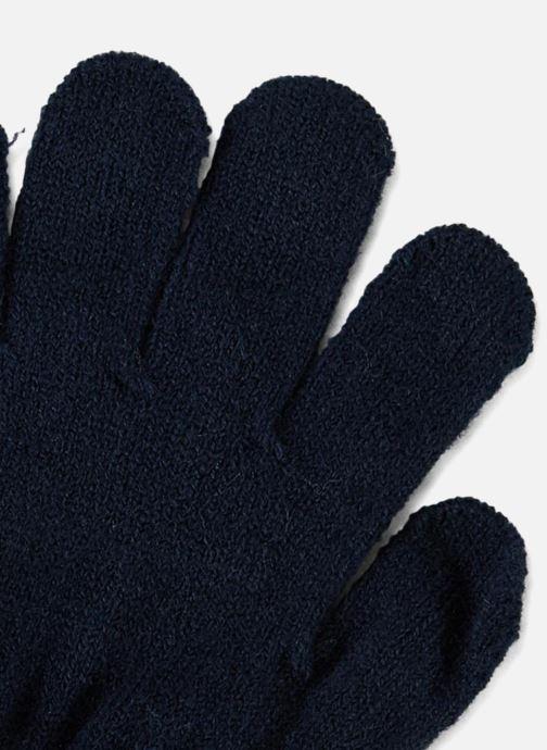 Handschuhe Monoprix Kids Gants magiques blau schuhe getragen