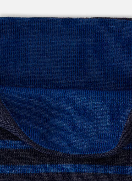 Echarpes et Foulards Monoprix Kids TOUR DE COU MARIN Bleu vue portées chaussures