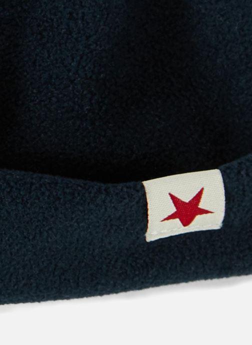 Mütze Monoprix Kids BONNET POLAIRE blau schuhe getragen