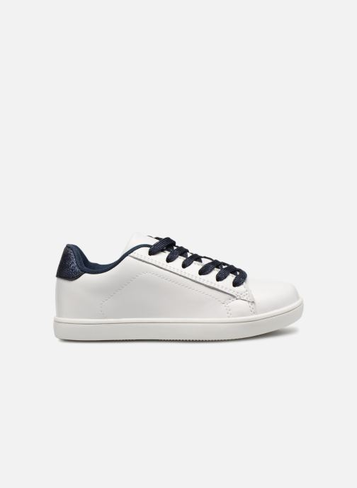 Sneaker Monoprix Kids TENNIS BRILLANTE weiß ansicht von hinten