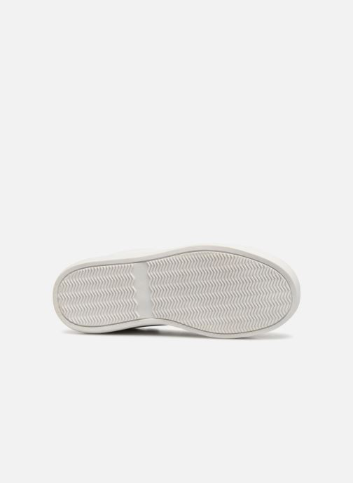 Sneakers Monoprix Kids TENNIS BRILLANTE Wit boven