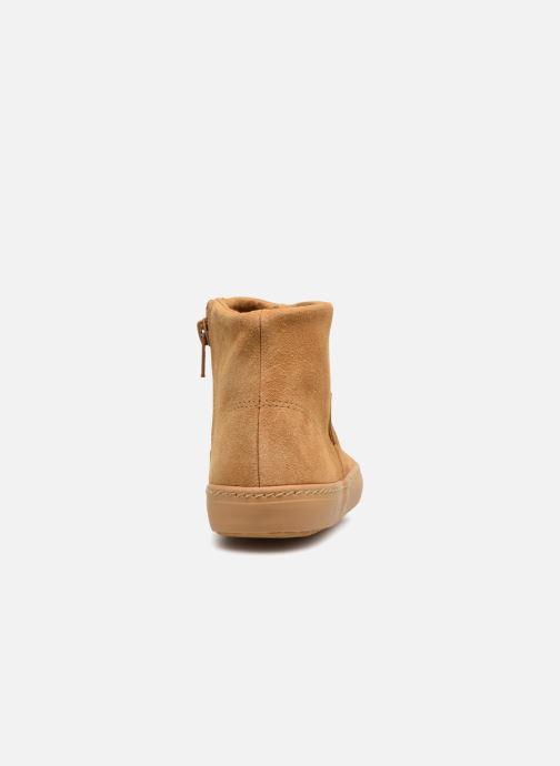Bottines et boots Monoprix Kids BOTTINE CHAT Marron vue droite