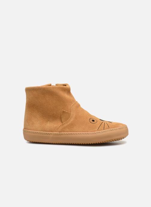 Bottines et boots Monoprix Kids BOTTINE CHAT Marron vue derrière
