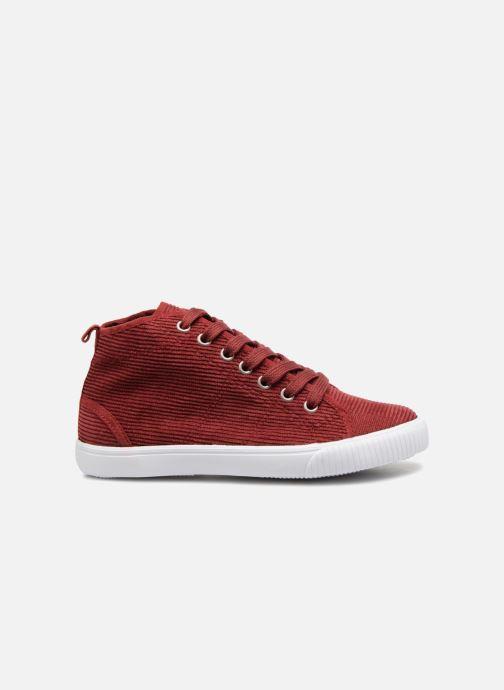 Sneakers Monoprix Kids CHAUSS MONTANTE VELOURS Brun se bagfra