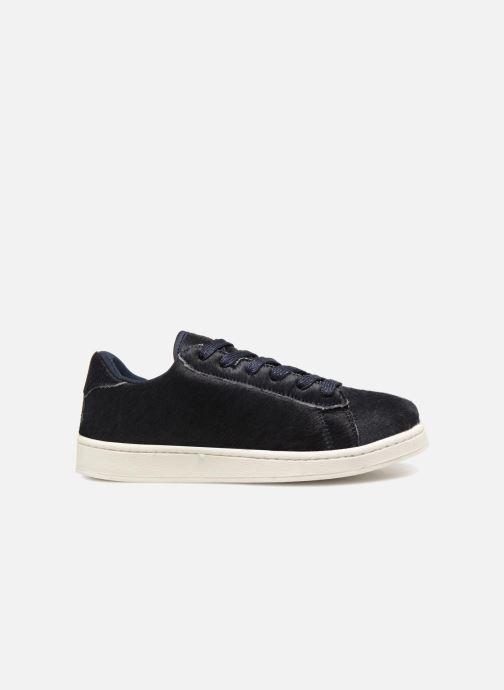 Sneaker Monoprix Kids BASKET POILS BLEU blau ansicht von hinten